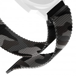 ICON LOOP BAND CAMOUFLAGE BLACK
