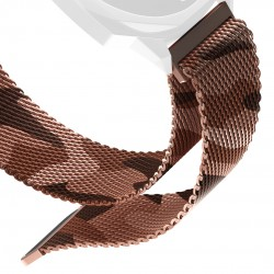 ICON LOOP BAND CAMOUFLAGE ROSE GOLD