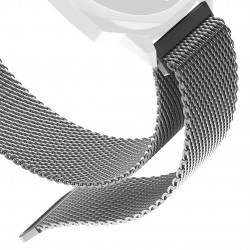 ICON LOOP BAND SILVER