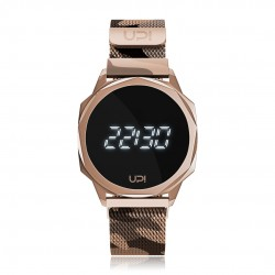 UPWATCH ICON ROSE CAMOUFLAGE LOOP BAND