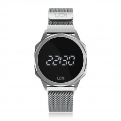 UPWATCH ICON SILVER LOOP BAND