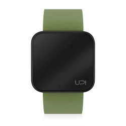 UPWATCH TOUCH BLACK&GREEN