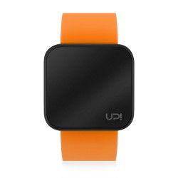 UPWATCH TOUCH BLACK&ORANGE