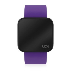 UPWATCH TOUCH BLACK&PURPLE