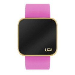 UPWATCH TOUCH SHINY GOLD&PINK